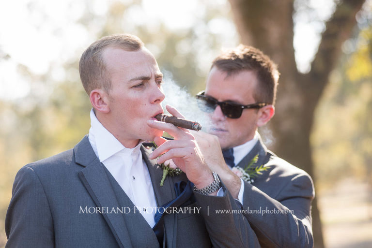 The Mother of Bride Suit Cigar