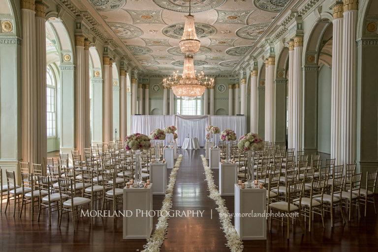Kristy Neil Atlanta Biltmore Catholic Jewish Combination Wedding